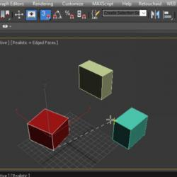 Scripts para 3ds Max | Reference Rotation