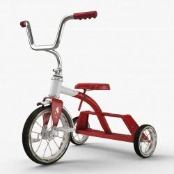 Modelos 3D Gratis CCLXXXIX   Triciclo