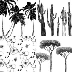 Texturas Gratis XXI | Patrones Gráficos