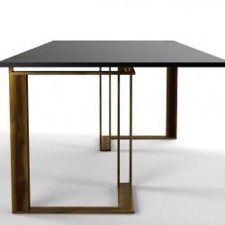 Modelos 3D Gratis CCCXI | Mesa Black & Gold