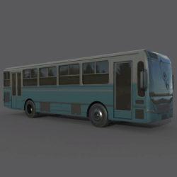 Cómo texturizar un bus con 3ds Max y Substance Designer