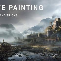 Consejos y trucos para tu trabajo con Matte Painting