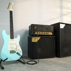 Modelos 3D Gratis CCCXXVI | Guitarra y amplificadores
