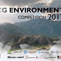 3D CG Environment Competition 2017