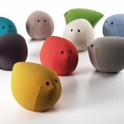 Modelos 3D Gratis CCCXXXI | Birdy Pouf