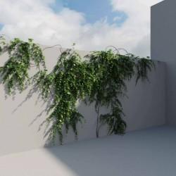 Cómo crear enredaderas en 3D con GrowFX