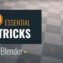 10 Tips para crear UV's en Blender