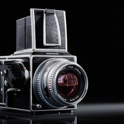 Modelos 3D Gratis CCCLVI | Cámara Fotográfica Hasselblad