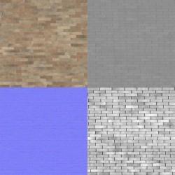 Texturas Gratis XXIV | Ladrillo