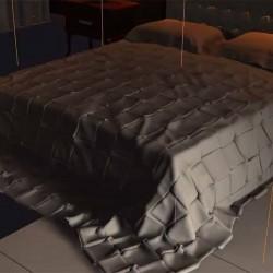 Cómo crear una manta con diseño en 3ds Max