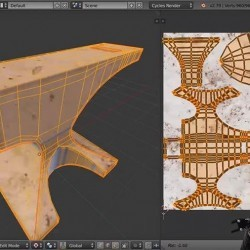 Tutorial de UV Unwrapping