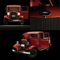 Modelos 3D Gratis CCCLXXIII | Ford B
