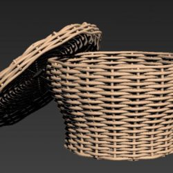 Scripts para 3ds Max | MCG Cane Basket
