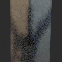 Cómo simular daño en 3ds Max con Vertex Paint