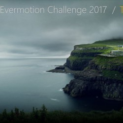 Evermotion Challenge 2017 : The Perfect Getaway