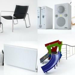 Modelos 3D Gratis CCCXCI | Mix de objetos
