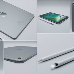 Modelos 3D Gratis CDXIII   Apple iPad Pro 9.7