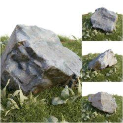 Modelos 3D Gratis CDXII   Piedra