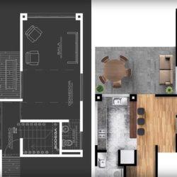 Cómo mostrar de mejor forma tus planos de arquitectura con Photoshop