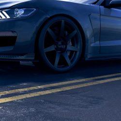 Cómo crear asfalto mojado con V-Ray