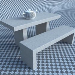 Creación de bordes redondeados con 3ds Max y VRay Edges Texture