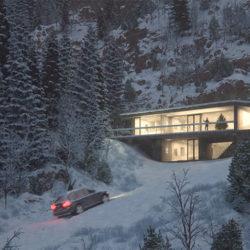 Cómo simular nieve en árboles con Forest Pack Pro