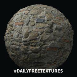 Texturas Gratis XXXI | Muro de piedra