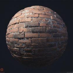 Texturas Gratis XXXII | Muro de ladrillo
