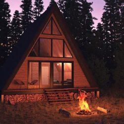 Cómo crear fuego realista con Vray para SketchUp
