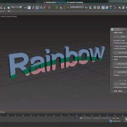 Scripts para 3ds Max | Spline Combiner
