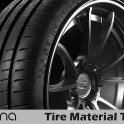 Cómo crear material para neumáticos en Corona
