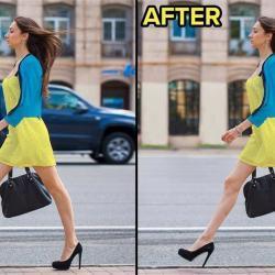 Cómo eliminar lo que sea de una imagen en Photoshop
