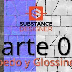 Creación de muro de piedra con Substance Designer (parte 2)