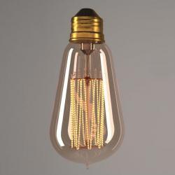 Creando materiales para la bombilla de Edison