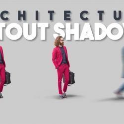 Cómo agregar sombras a escalas humanas en Photoshop