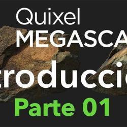 Tutorial de introducción a Quixel Megascans