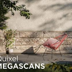 Tutorial de introducción a Quixel Megascans (Parte 3)