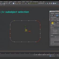 Scripts para 3ds Max | Subspline