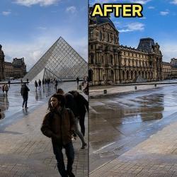 Cómo remover personas de tus imágenes con Photoshop