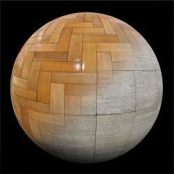 Texturas Gratis XLV | Piso de madera y mármol