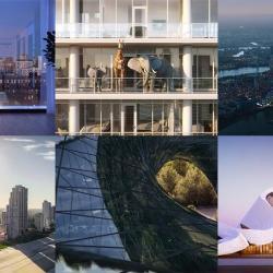 VRay | Reel de Arquitectura 2019