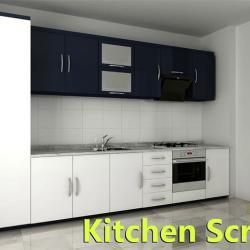Scripts para 3ds Max | Kitchen Cabinet Creator