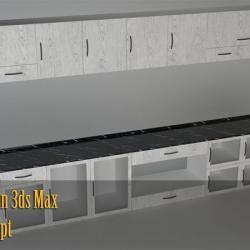 Cómo modelar cocinas con Kitchen Cabinet Creator