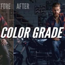 Tutorial de gradación de color en Photoshop