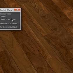 Scripts para 3ds Max | Randomize UV Coordinates
