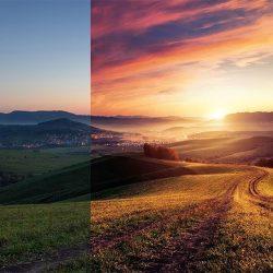 Cómo simular un sol en Photoshop