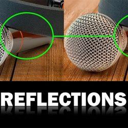 Cómo simular reflexiones en posproducción
