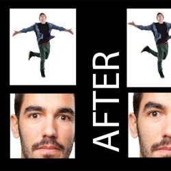 Cómo modificar tus escalas humanas en Photoshop