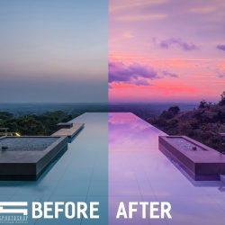 Cómo reemplazar cielos y retocar imágenes en Photoshop