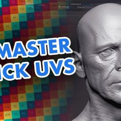 Generación rápida de UV's con UV Master